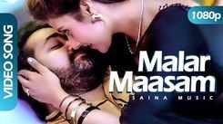 Check Out Popular Malayalam Music Video Song 'Malar Maasam' From Movie 'Nirnayam' Starring Mohanlal And Heera Rajagopal