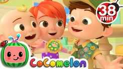 English Nursery Rhymes: Kids Video Song in English 'My Big Brother'