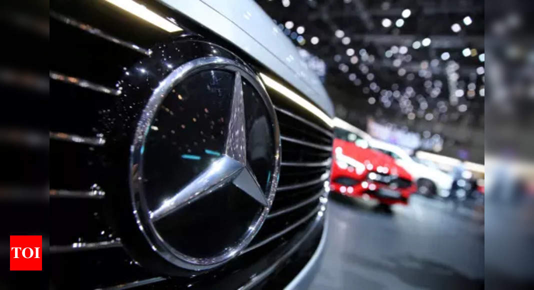 , Confident of double digit growth: Mercedes India CEO, The World Live Breaking News Coverage & Updates IN ENGLISH