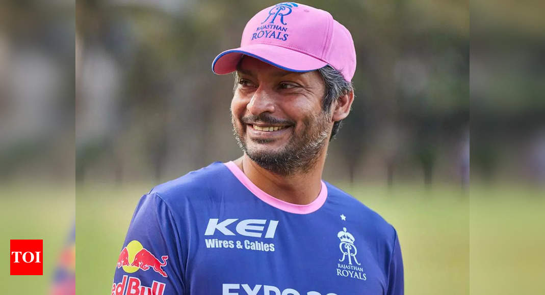 Looking for different match-winners in different games: Rajasthan Royals director Kumar Sangakkara | Cricket News – Times of India