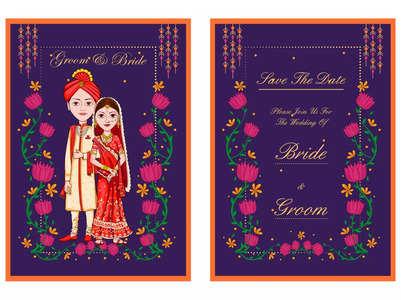 Why you should never miss a Punjabi wedding invitation