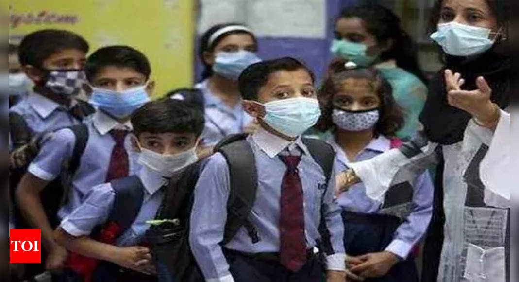No scientific body suggests Covid vaccination of kids should be condition to reopen schools: Govt