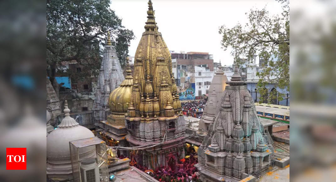 HC stays court's order for ASI survey of Kashi Temple
