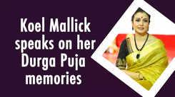 Koel Mallick speaks on her Durga Puja memories