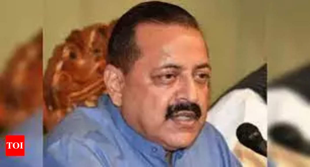 , Ladakh to have two centres for CET: Jitendra Singh, The World Live Breaking News Coverage & Updates IN ENGLISH