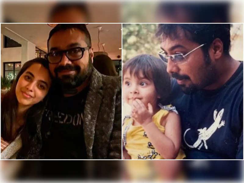 Aaliyah Kashyap has an endearing birthday wish for dad Anurag Kashyap