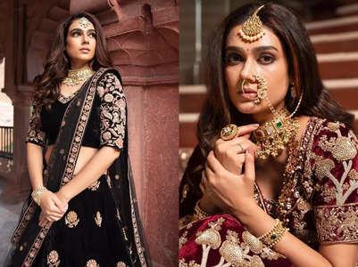 Aakanksha Singh is the queen of ethnic wear