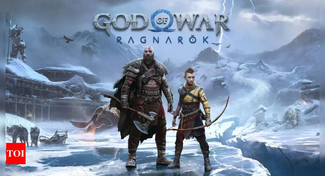 Thor vs Kratos: God of War Ragnarök's reveal trailer arrives