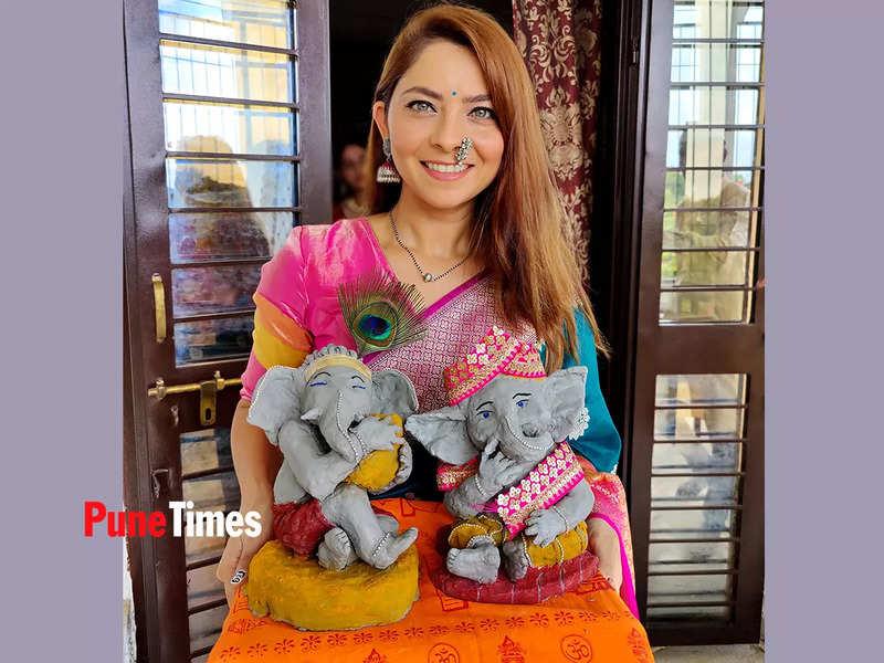 Sonalee Kulkarni (Pic: Shashank Sane)