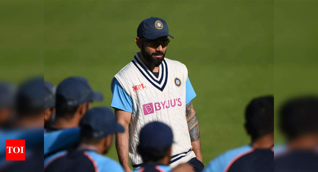Tom Harrison: Wasn't outbreak of COVID, it was perception of what might happen that caused cancellation | Cricket News – Times of India