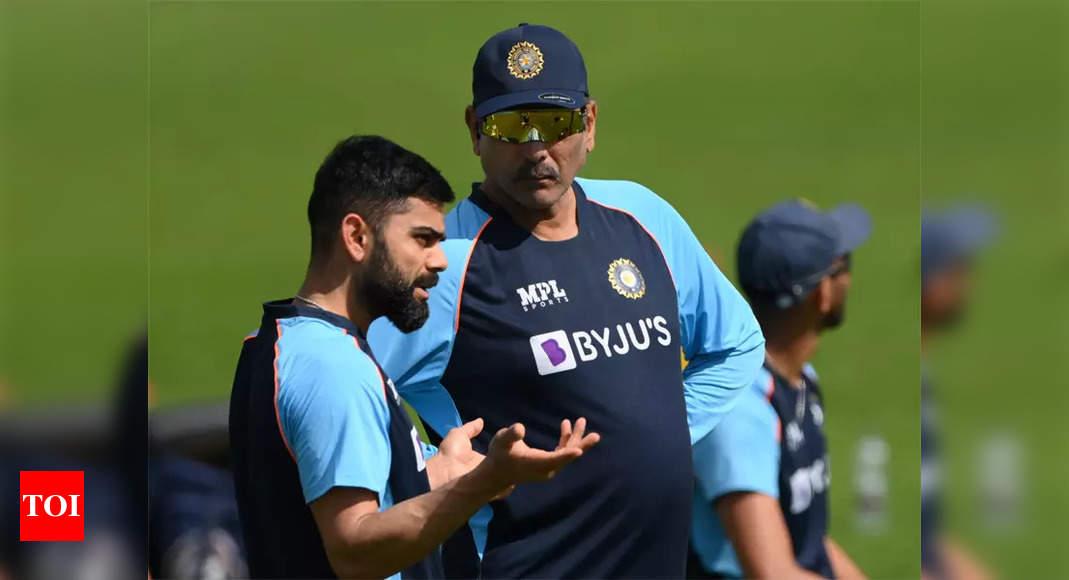 Did coach Ravi Shastri and skipper Virat Kohli pay enough heed to BCCI diktat on health protocols? | Cricket News – Times of India