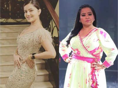 Rubina to Bharti; celebs who made headlines