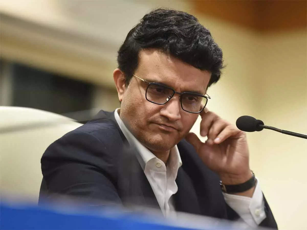 India vs England: Sourav Ganguly to meet ECB CEO on September 22 or 23 |  Cricket News - Times of India