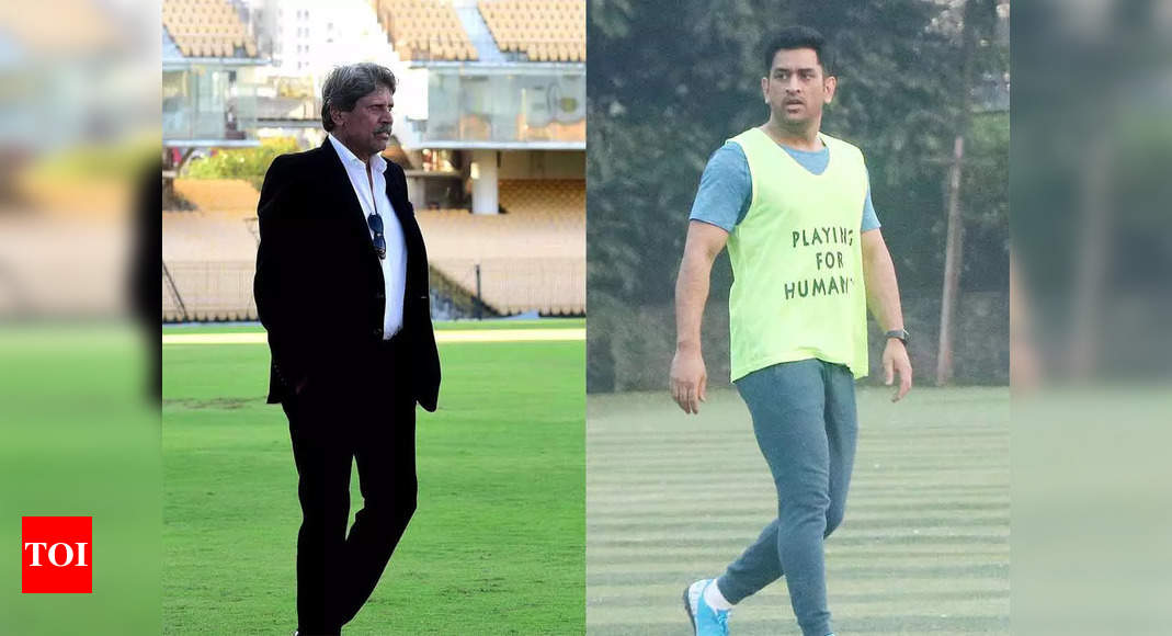 , MS Dhoni's appointment is a good decision: Kapil Dev, The World Live Breaking News Coverage & Updates IN ENGLISH