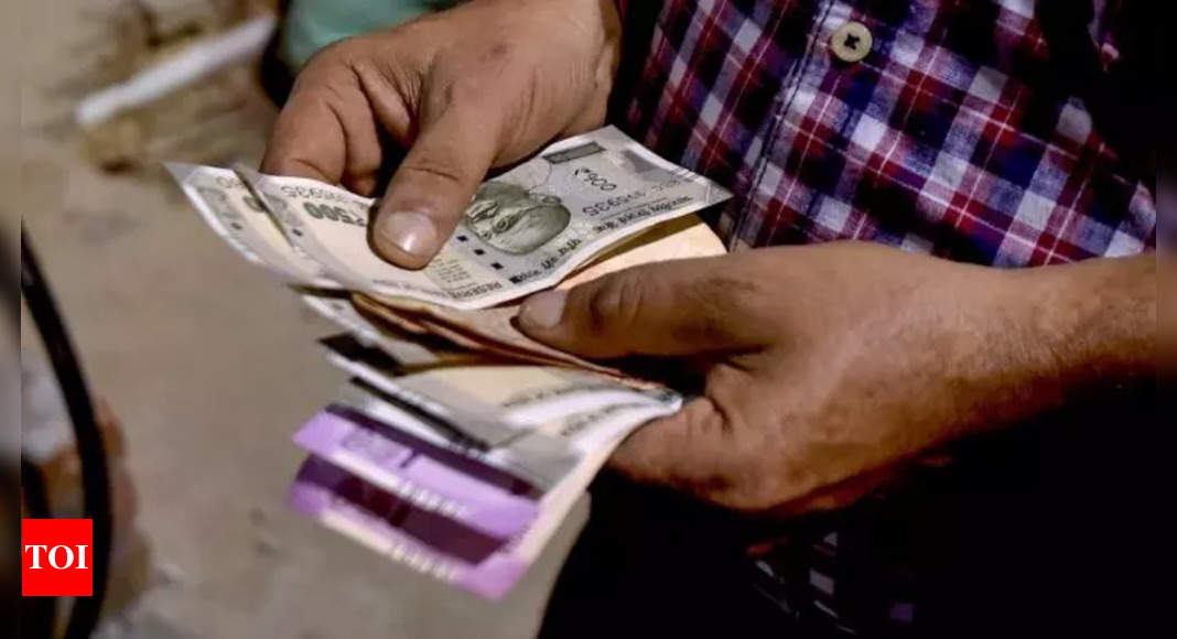 Household debt is Rs 60,000 in villages, Rs 1.2 lakh in cities: NSO thumbnail