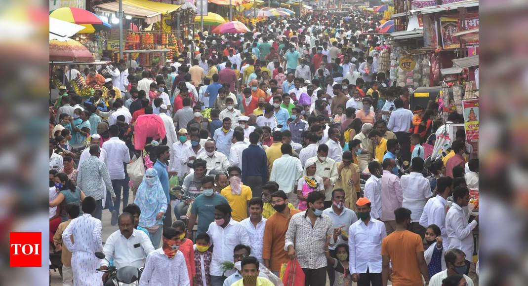 Covid-19: Kerala wave ebbing, India logs 38k cases