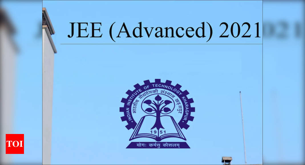 JEE Advaced 2021 application procedure to begin from Sept 13