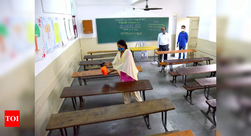 , Kerala mulls reopening schools after 16 months, The World Live Breaking News Coverage & Updates IN ENGLISH