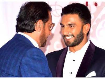 Ranveer Singh all praise for Gulshan Grover