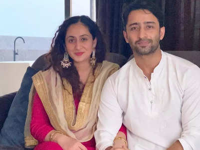 Shaheer - Ruchikaa blessed with a baby girl
