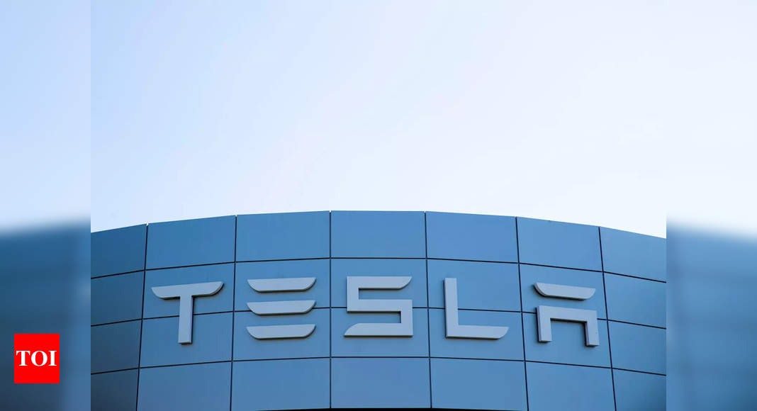 Govt wants Tesla to first start production in India before any tax concessions can be considered: Sources – Times of India