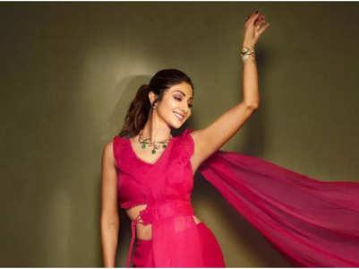 Shilpa Shetty pens a note on self love
