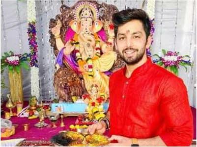 Himansh Kohli talks about Ganesh festival