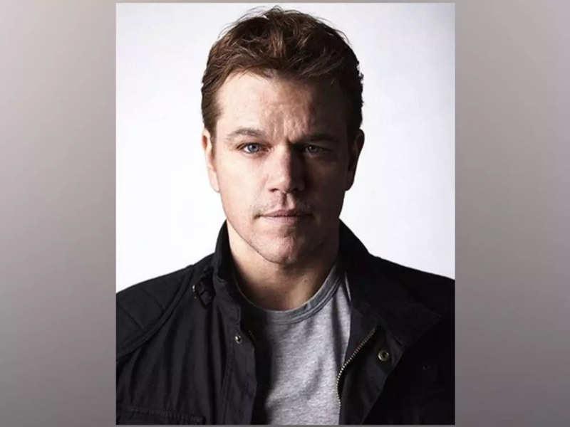 Matt Damon reveals he has a private Instagram account
