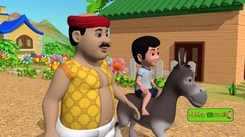 Most Popular Kids Marathi Goshti - Dhobi And Gadha | Videos For Kids | Kids Cartoons | Marathi Story