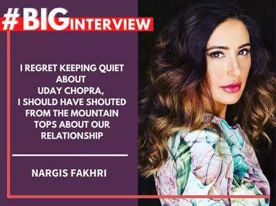 #BigInterview: Nargis: I regret keeping quiet about Uday Chopra