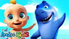 Watch Popular Kids English Nursery Song 'Baby Shark' for Kids - Check Out Fun Kids Nursery Rhymes And Baby Songs In English