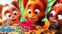 Watch Popular Kids English Nursery Song 'Three Little Kittens' for Kids - Check Out Fun Kids Nursery Rhymes And Baby Songs In English
