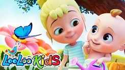 Check Out Popular Children English Nursery Song 'A Flower In My Garden' for Kids - Watch Fun Kids Nursery Rhymes And Baby Songs In English