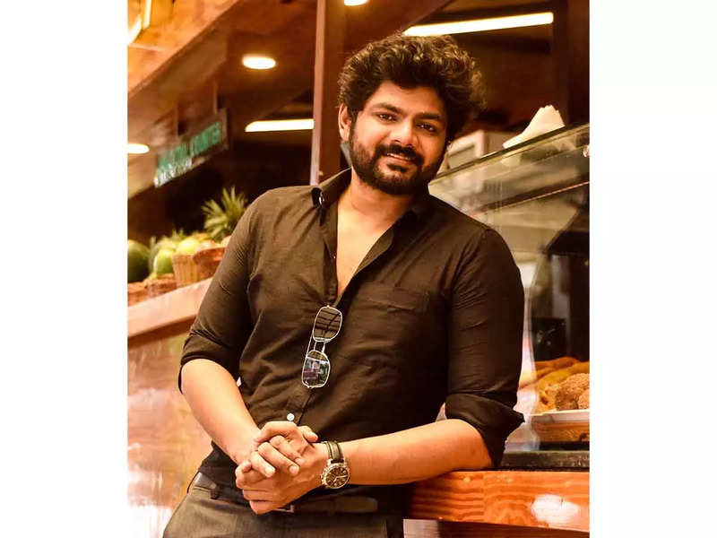 Vihaan features in a Tamil music video
