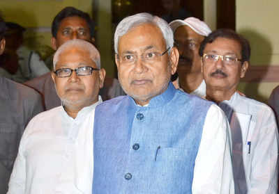 JD(U) says Nitish Kumar will not attend INLD's Jind rally being touted as precursor to formation of a 'Third front'