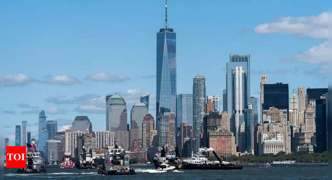 Explained in 10 charts: Economic impact of 9/11 – Times of India