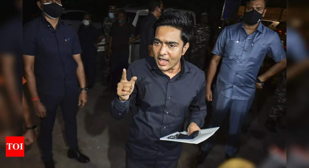 ED summons Mamata's nephew Abhishek Banerjee again