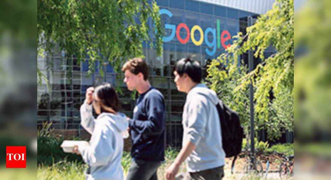 Google illegally underpaid temporary staff in at least 16 countries: Report – Times of India