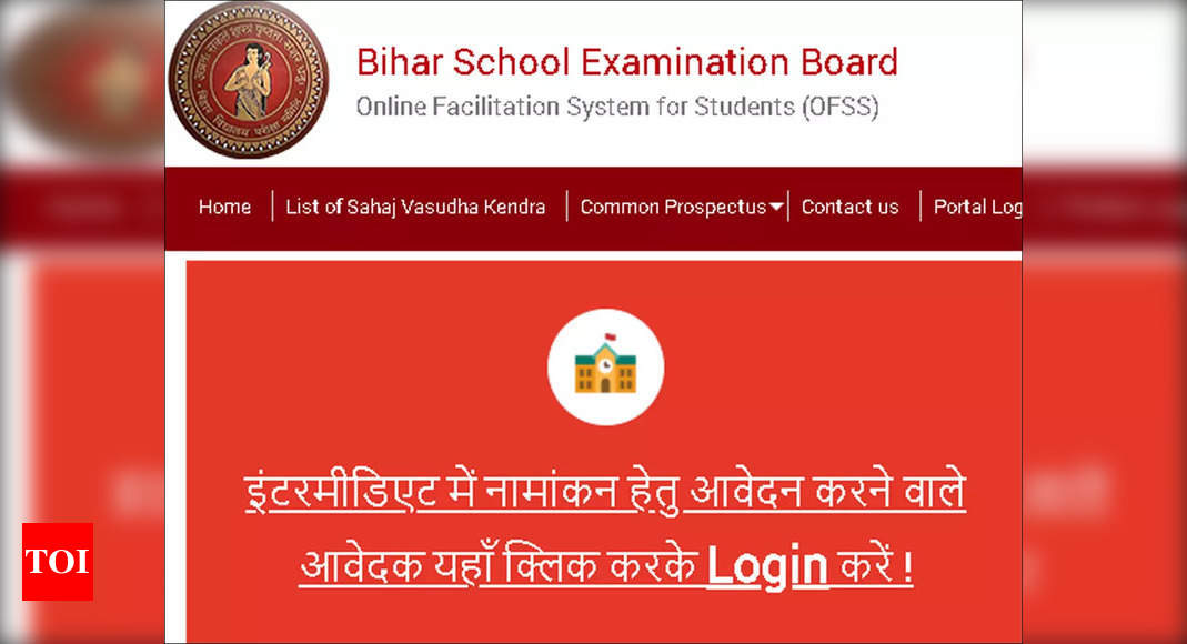 BSEB to release Inter Second Selection List at ofssbihar.in