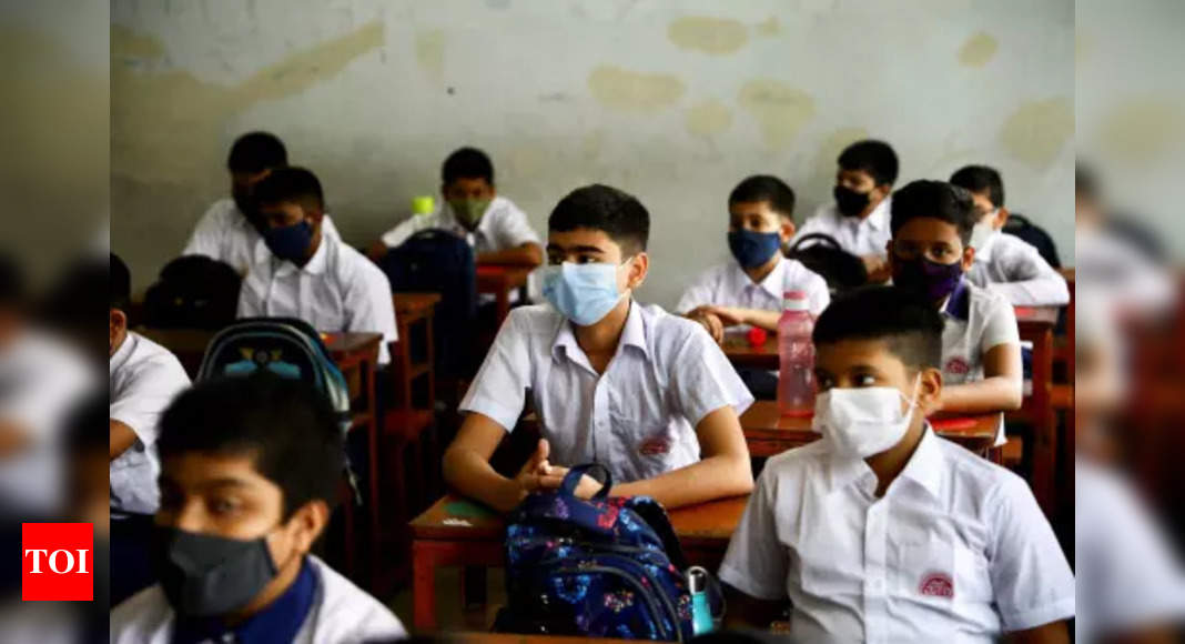 School bells ring in Bangladesh after 543 days of Covid break – Times of India