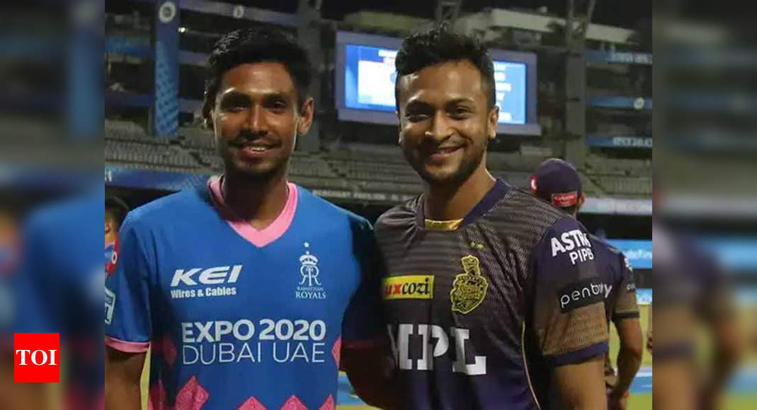 Shakib and Mustafizur plan to provide feedback from IPL to their national team for T20 World Cup | Cricket News – Times of India