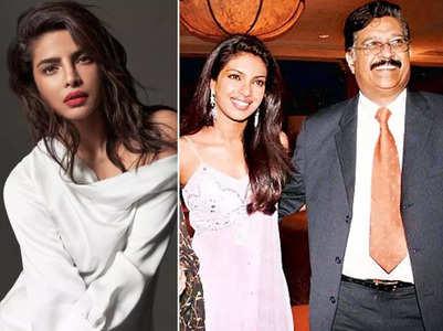Priyanka shares her father's 'empowering' life advice