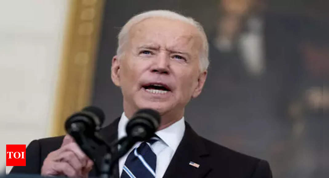 US President Joe Biden to announce new Covid-19 steps ahead of UN meeting, surgeon general says – Times of India