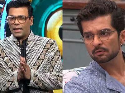 BB OTT: Karan Johar calls Raqesh Bapat sexist