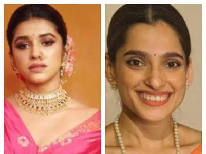 Festive looks of Marathi actresses
