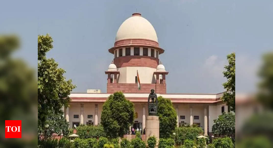 Keep tax regime simple to check dodging, Supreme Court tells govt | India News – Times of India