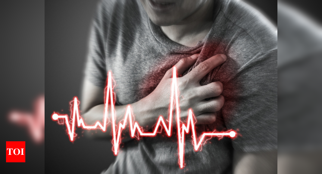 A doctor shares critical symptoms of heart failure – Times of India