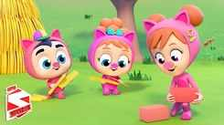 Watch Popular Children English Nursery Story 'Three Little Pigs' for Kids - Check out Fun Kids Nursery Rhymes And Baby Songs In English