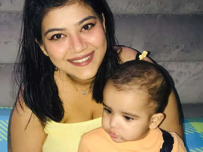 Anmol Chaudhary on being a single mother