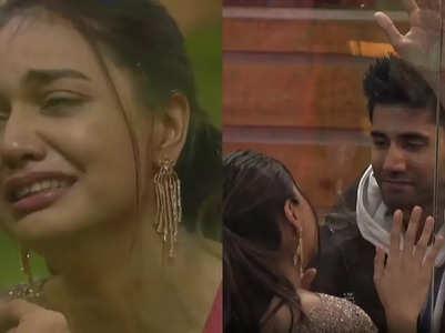 BB OTT: Divya-Varun's emotional meeting